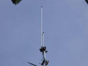 Antenne J-Pole 144 MHz