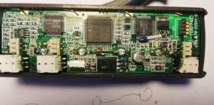 TM733 Backlight repair